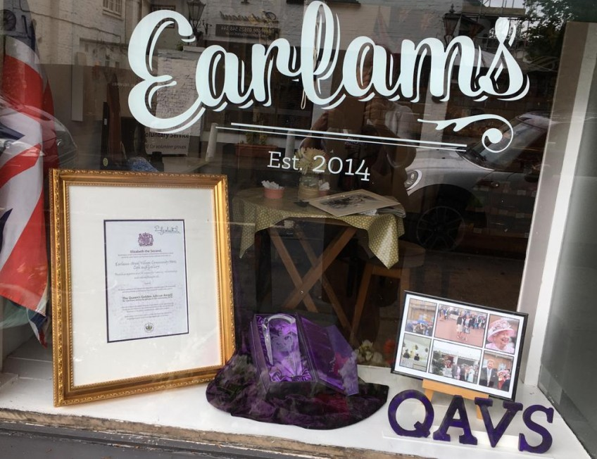 Award Window